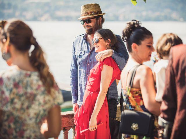 Il matrimonio di Jonathan e Marina a Angera, Varese 55