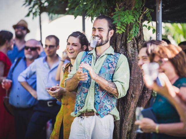 Il matrimonio di Jonathan e Marina a Angera, Varese 62