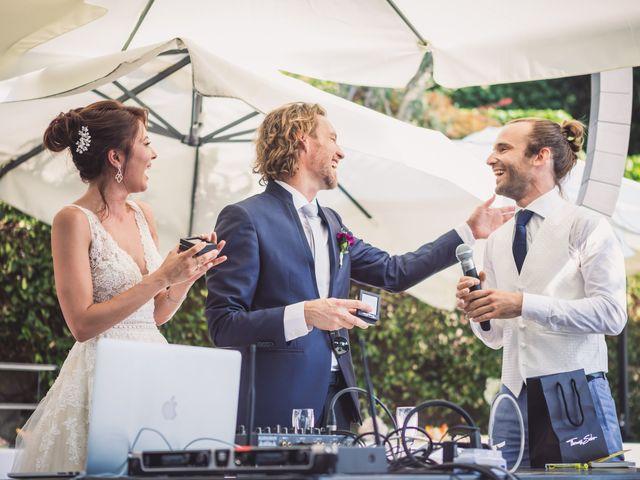 Il matrimonio di Jonathan e Marina a Angera, Varese 65