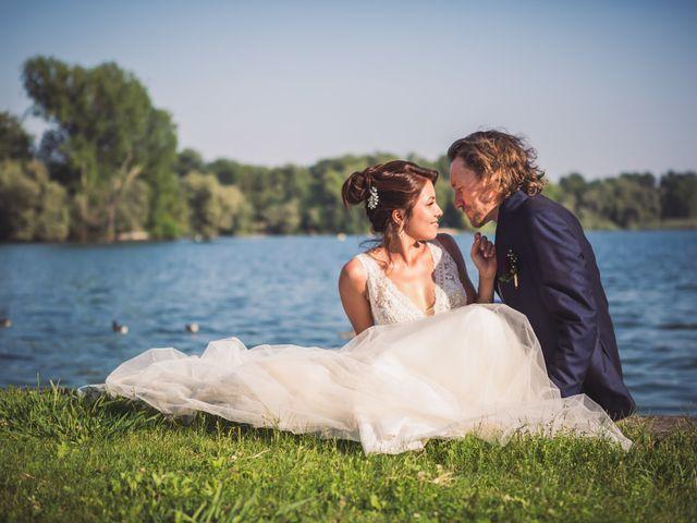 Il matrimonio di Jonathan e Marina a Angera, Varese 71