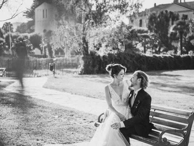 Il matrimonio di Jonathan e Marina a Angera, Varese 73
