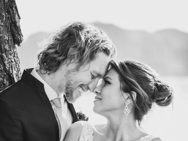 Il matrimonio di Jonathan e Marina a Angera, Varese 75