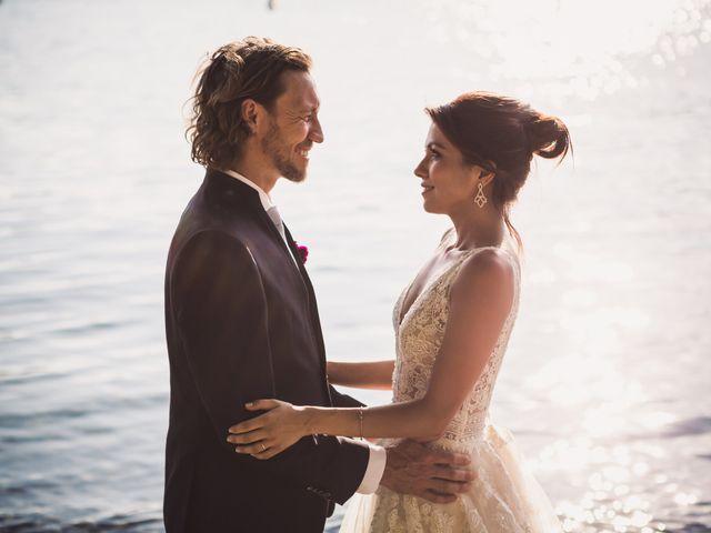Il matrimonio di Jonathan e Marina a Angera, Varese 77