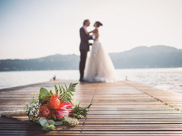 Il matrimonio di Jonathan e Marina a Angera, Varese 79