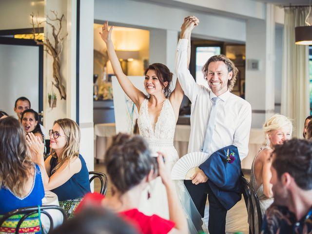 Il matrimonio di Jonathan e Marina a Angera, Varese 84