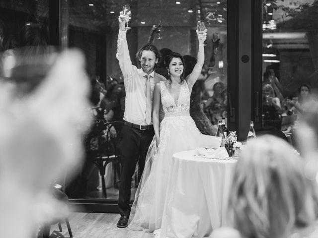 Il matrimonio di Jonathan e Marina a Angera, Varese 90