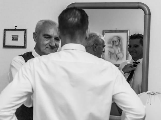 Il matrimonio di Samuele e Susanna a Collesalvetti, Livorno 8