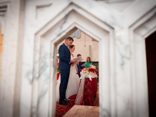 Il matrimonio di Samuele e Susanna a Collesalvetti, Livorno 1