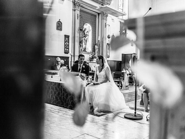 Il matrimonio di Samuele e Susanna a Collesalvetti, Livorno 11