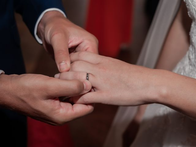 Il matrimonio di Samuele e Susanna a Collesalvetti, Livorno 12