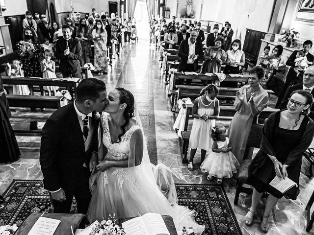 Il matrimonio di Samuele e Susanna a Collesalvetti, Livorno 13