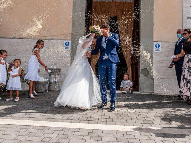 Il matrimonio di Samuele e Susanna a Collesalvetti, Livorno 15