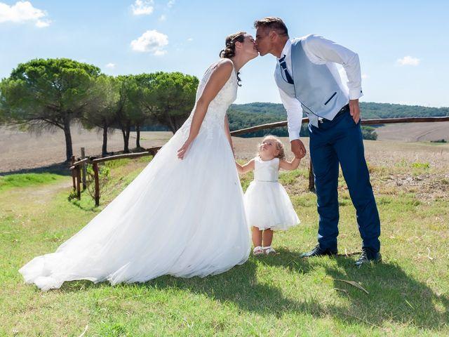 Il matrimonio di Samuele e Susanna a Collesalvetti, Livorno 22