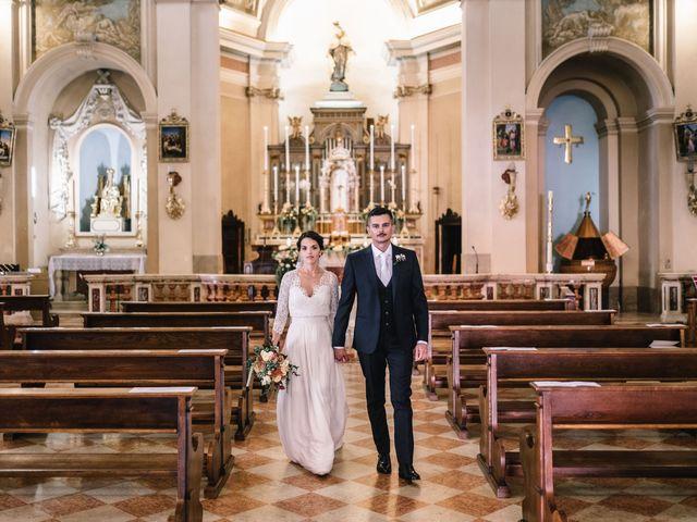 Il matrimonio di Andrea e Anna a Mantova, Mantova 28