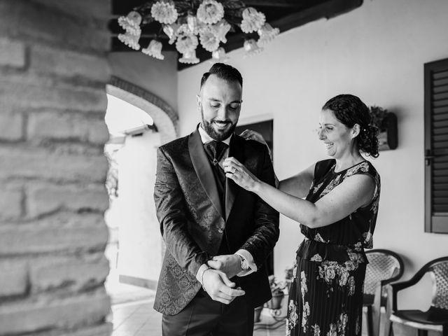 Il matrimonio di Valerio e Ramona a Nettuno, Roma 13