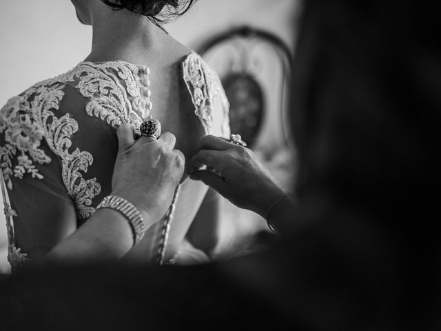 Il matrimonio di Valerio e Ramona a Nettuno, Roma 42