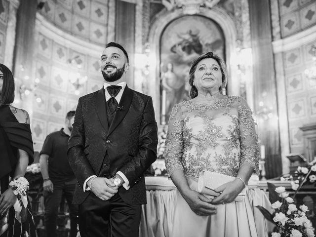 Il matrimonio di Valerio e Ramona a Nettuno, Roma 61