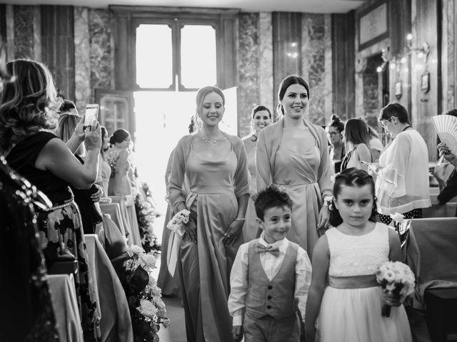 Il matrimonio di Valerio e Ramona a Nettuno, Roma 62