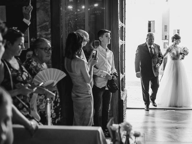 Il matrimonio di Valerio e Ramona a Nettuno, Roma 63