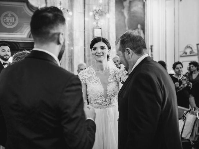 Il matrimonio di Valerio e Ramona a Nettuno, Roma 65
