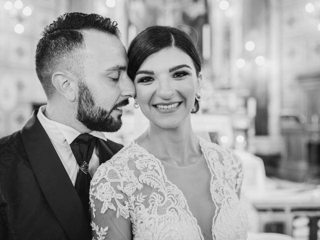 Il matrimonio di Valerio e Ramona a Nettuno, Roma 74