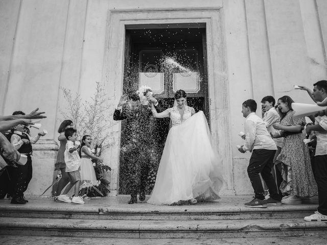 Il matrimonio di Valerio e Ramona a Nettuno, Roma 77