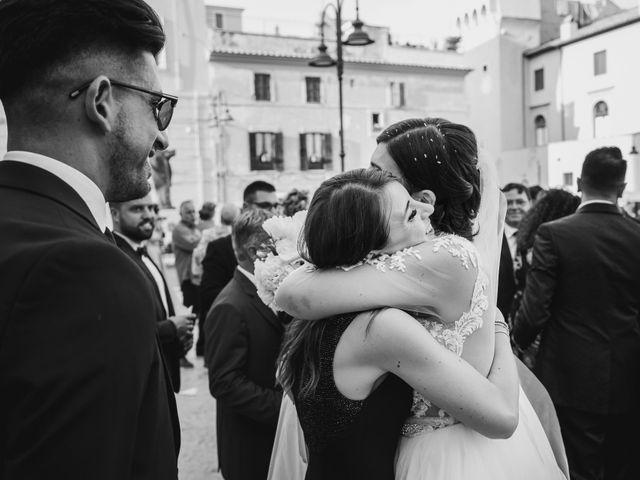 Il matrimonio di Valerio e Ramona a Nettuno, Roma 80