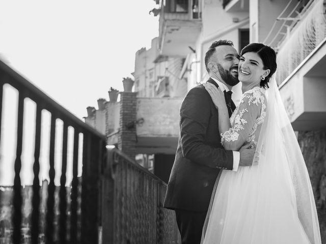 Il matrimonio di Valerio e Ramona a Nettuno, Roma 86