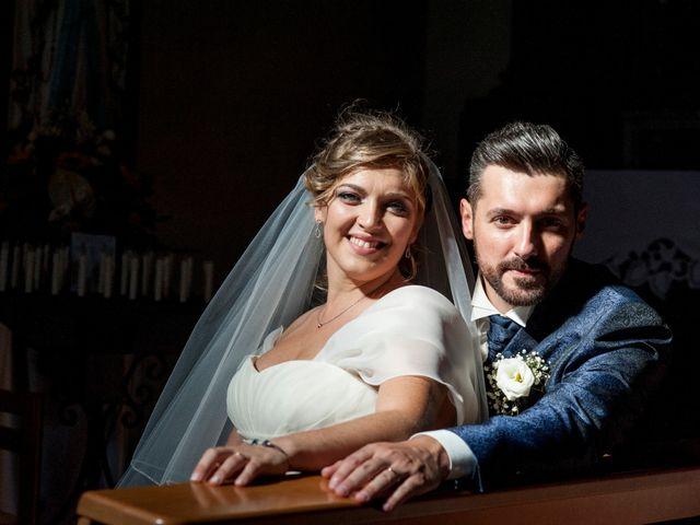 Il matrimonio di Claudio e Silvia a Pistoia, Pistoia 1