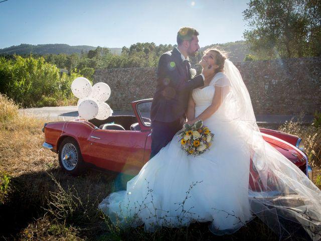 Il matrimonio di Claudio e Silvia a Pistoia, Pistoia 16