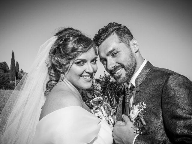 Il matrimonio di Claudio e Silvia a Pistoia, Pistoia 17