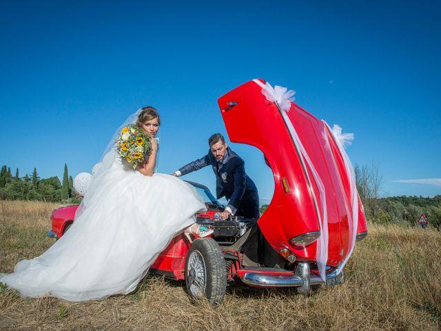Il matrimonio di Claudio e Silvia a Pistoia, Pistoia 19