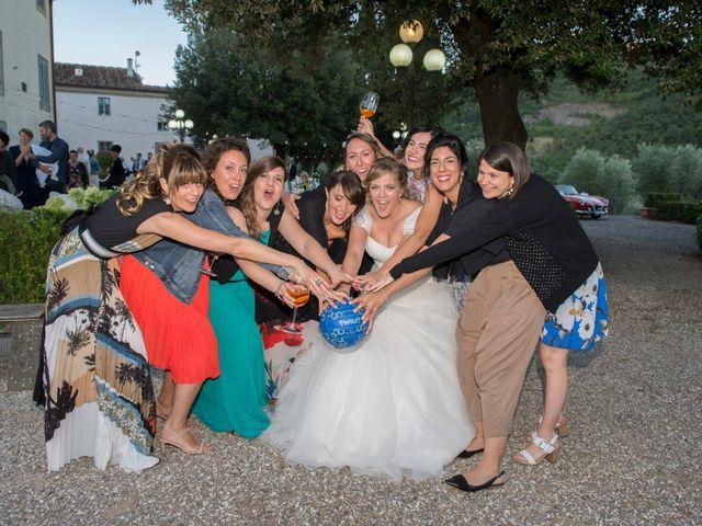 Il matrimonio di Claudio e Silvia a Pistoia, Pistoia 20