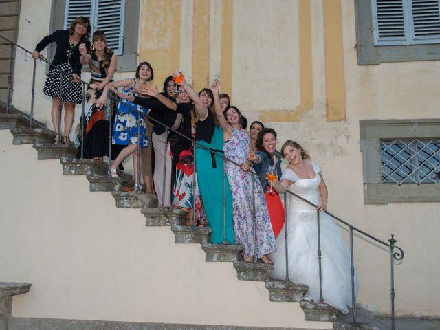 Il matrimonio di Claudio e Silvia a Pistoia, Pistoia 21