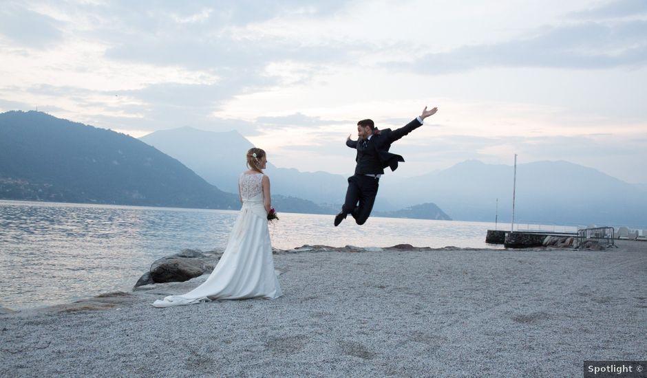 Il matrimonio di Raffaele e Eleonora a Pescate, Lecco
