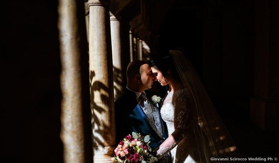 Il matrimonio di Mirko e Irene a Sezze, Latina