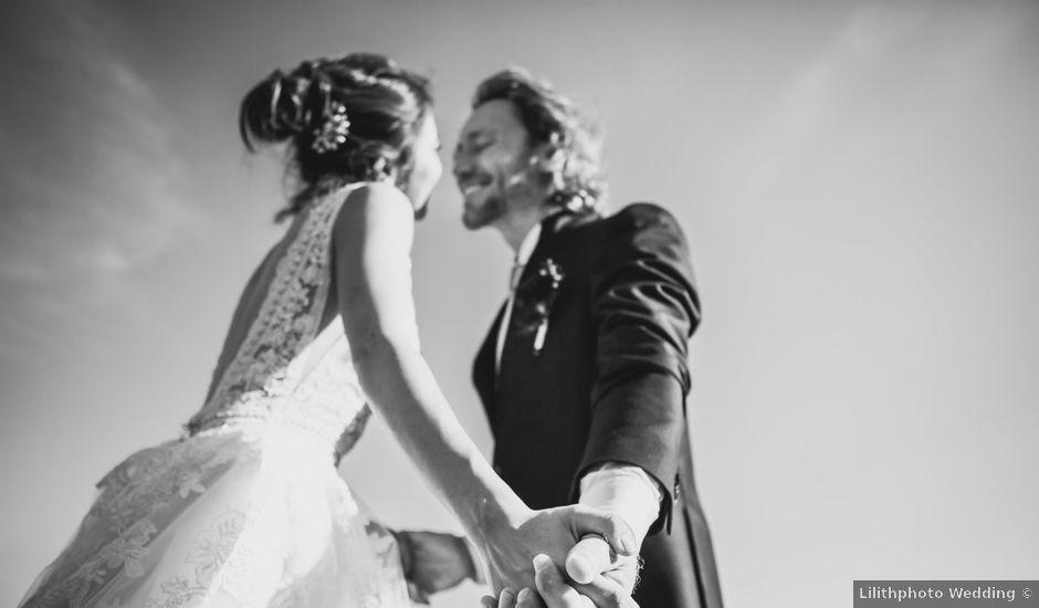 Il matrimonio di Jonathan e Marina a Angera, Varese