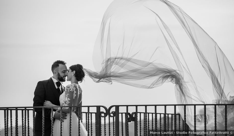 Il matrimonio di Valerio e Ramona a Nettuno, Roma