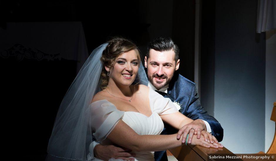 Il matrimonio di Claudio e Silvia a Pistoia, Pistoia