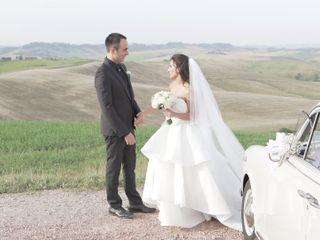 Le nozze di Giada e Alessio
