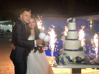 Le nozze di Anna e Emmanuel