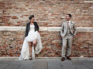 Le nozze di Roxanne e Gianluca