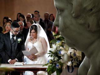 Le nozze di Maria Antonietta e Raffaele