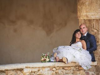 Le nozze di Denise e Stefano