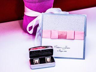 Le nozze di Jessica e Cristian 1