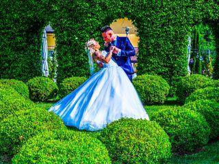 Le nozze di Jessica e Cristian