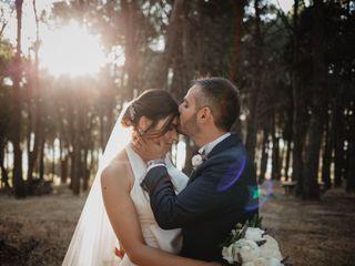 Le nozze di Sabina e Domenico