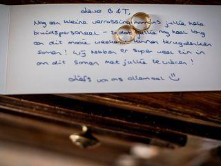 Le nozze di Biondi e Thijs 1