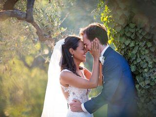 Le nozze di Biondi e Thijs
