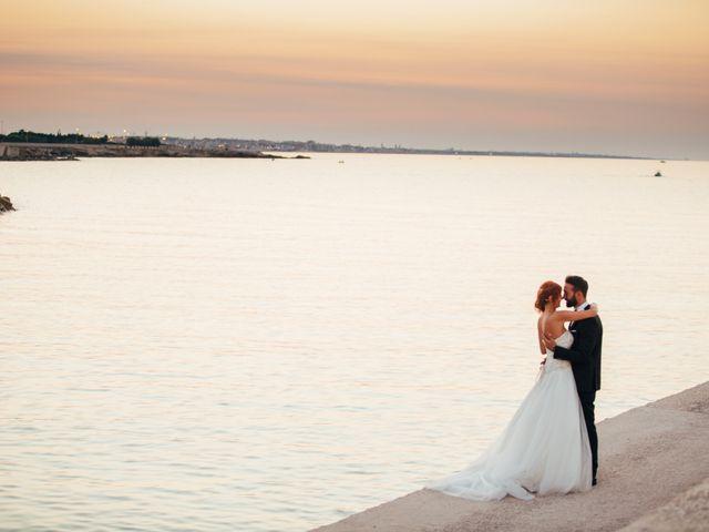 Le nozze di Morena e Ivan